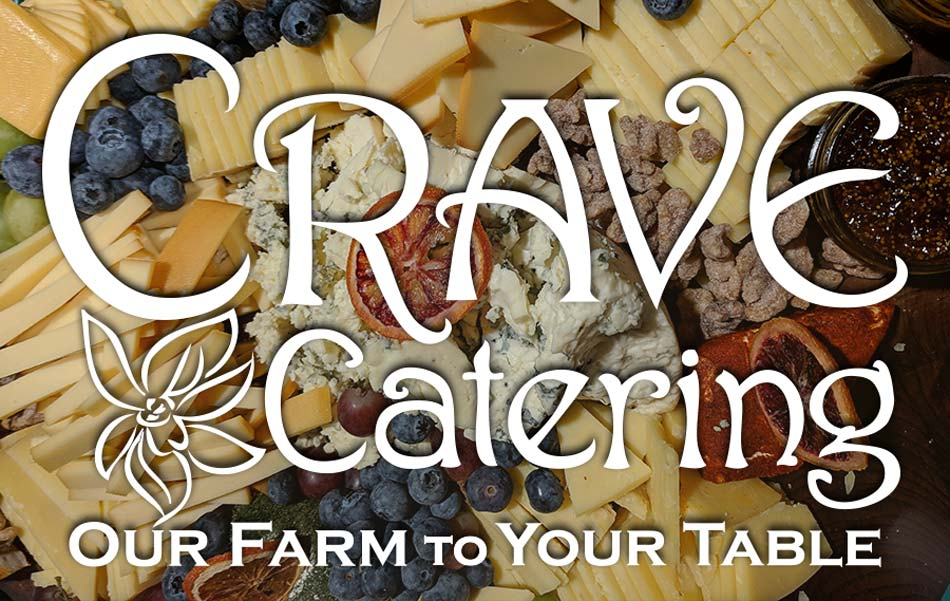 Contact Crave Catering