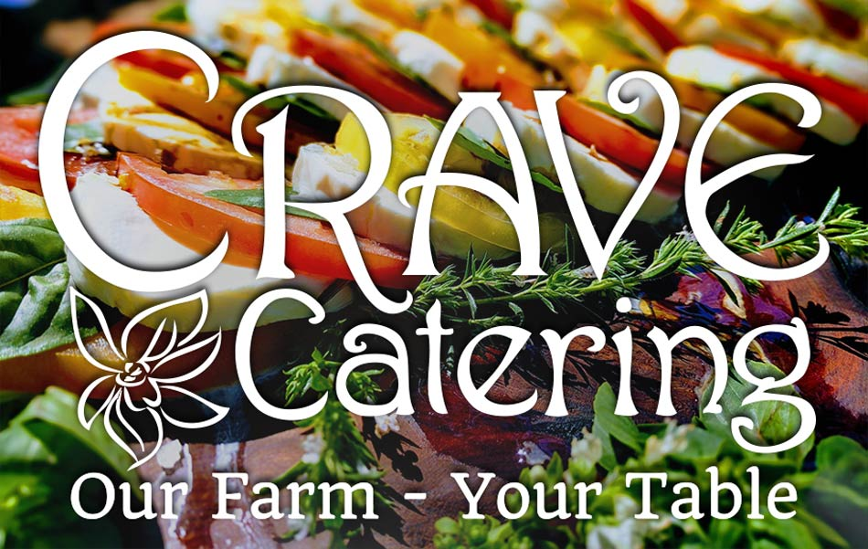 Crave Catering Coroporate Menus